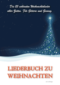 Liederbuch zu Weihnachten