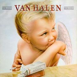 Van Halen 1984 Album