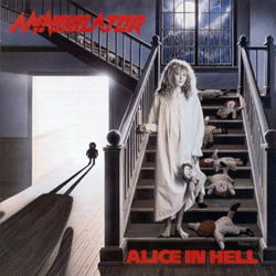 Annihilator – Alice in Hell